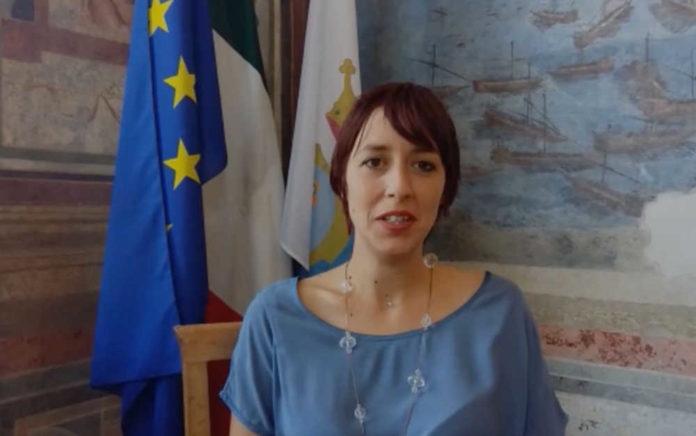 Sabrina Anselmo, sindaca di Anguillara