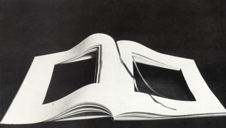 Vincenzo Agnetti, Libro dimenticato a memoria (1969)