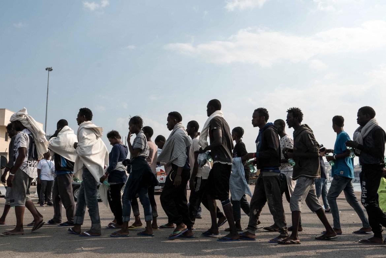 migranti e richiedenti asilo sulle coste italiane