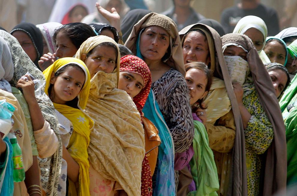 Donne pakistane
