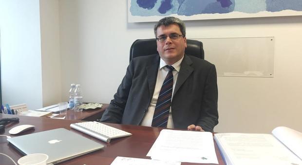 Paolo Saccani, presidente di Acea Ato2