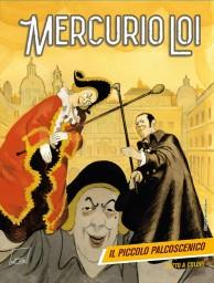 Mercurio Loi n. 3 - La Cover di Manuele Fior