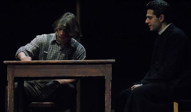 Una scena da Il disobbediente di Eugenio Nocciolini