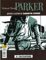 Parker: Il cacciatore - La cover