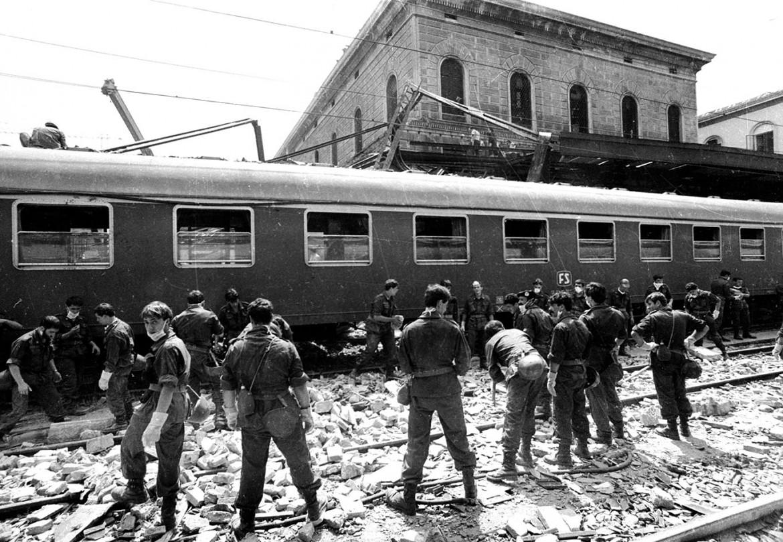 2 agosto 1980, la strage alla stazione di Bologna