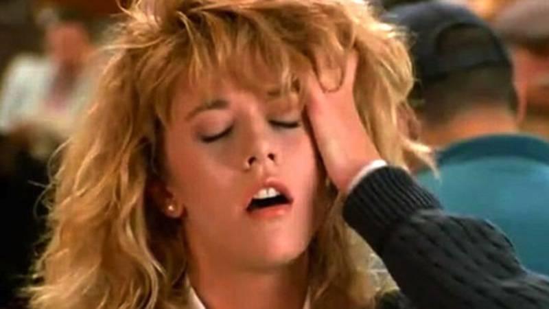 Meg Ryan in «Harry ti presento Sally»