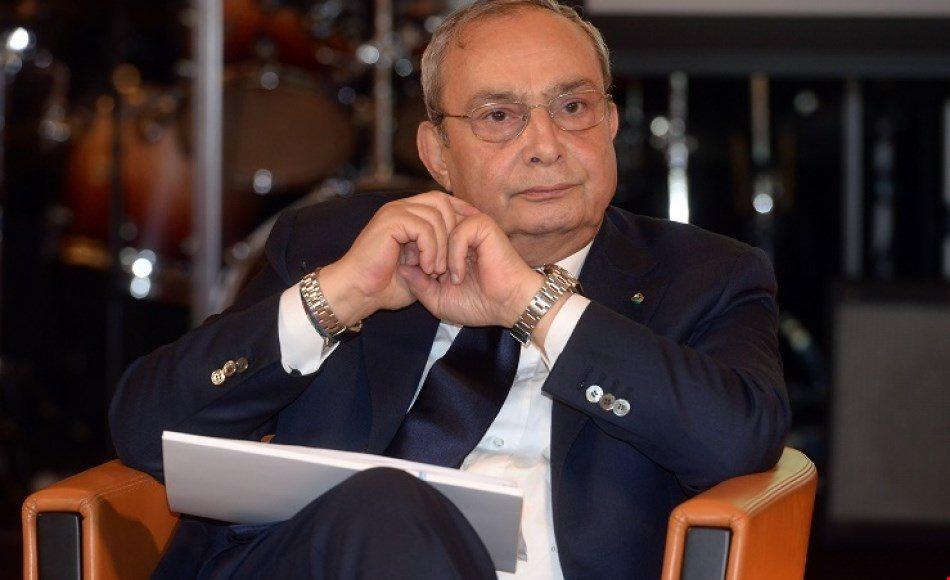 Il 73enne Giuseppe Bono, dal 2002 amministratore delegato di Fincantieri