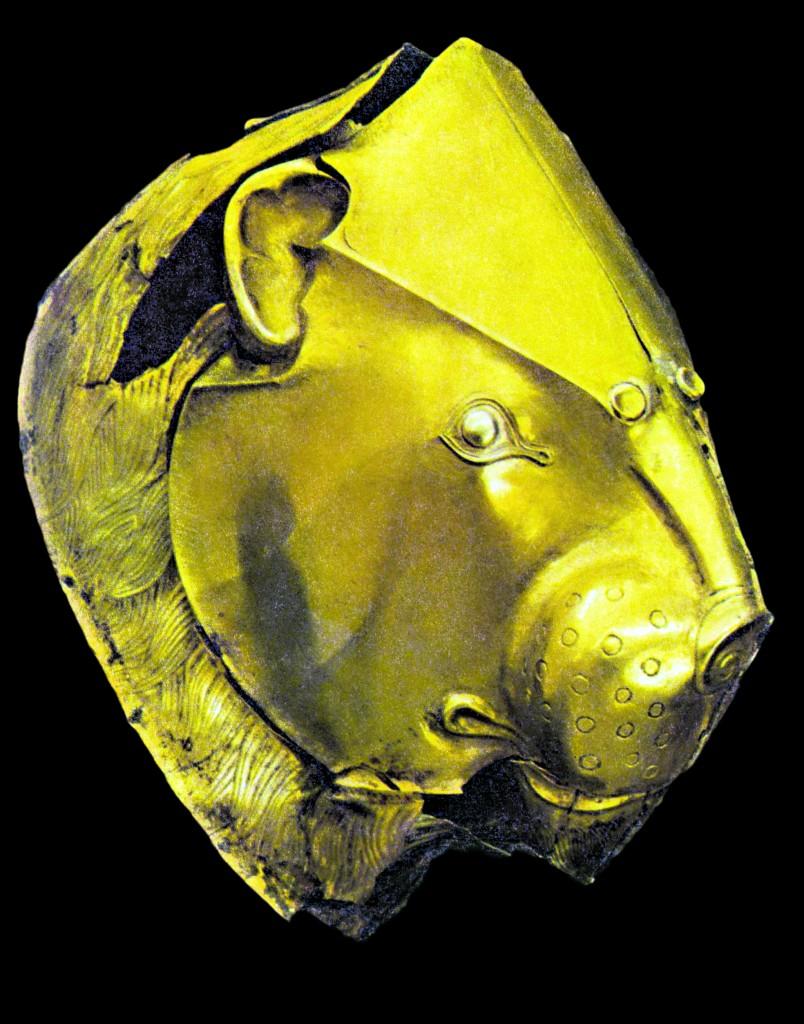 Arte micenea, Micene: Rhyton, XVI secolo a.C., Atene , Museo Nazionale