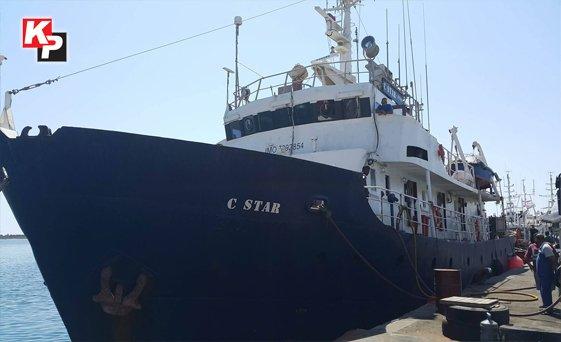 La nave C-Star