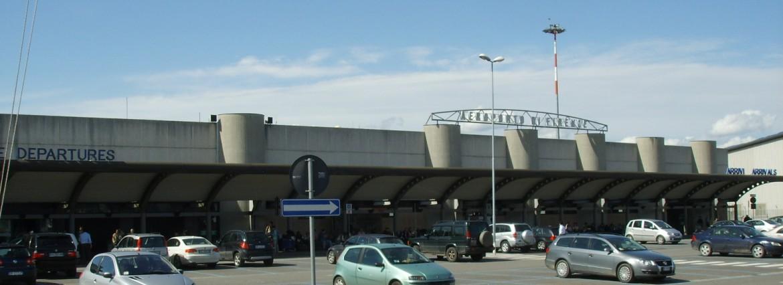 L'aeroporto Vespucci di Firenze