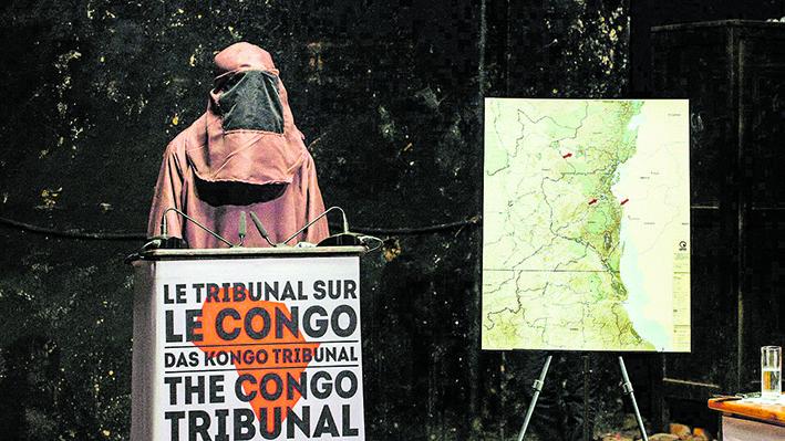 «Das Kongo Tribunal» di Milo Rau