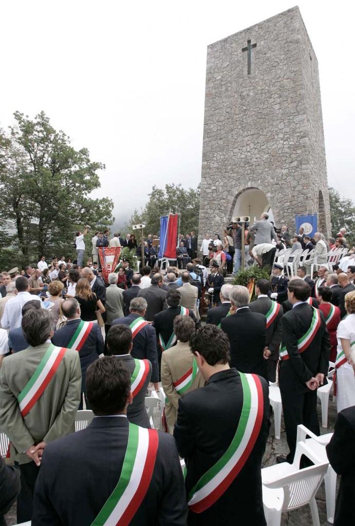 Sant'Anna di Stazzema, commemorazione dell'eccidio