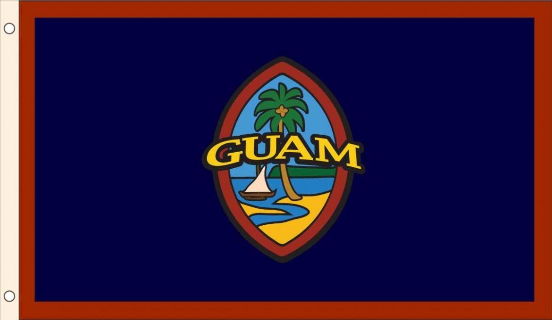 La bandiera di Guam