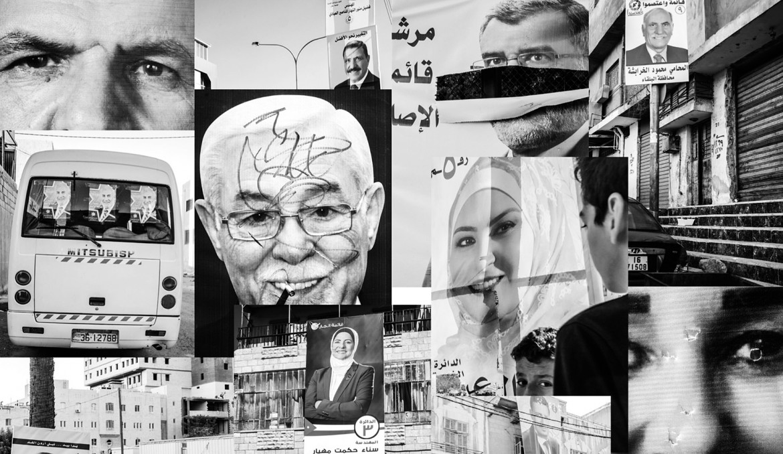 Dalla serie «Jordan General Election 2016»