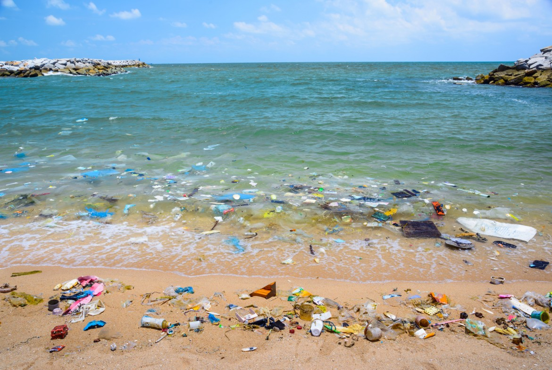 Inquinamento sulle spiagge italiane