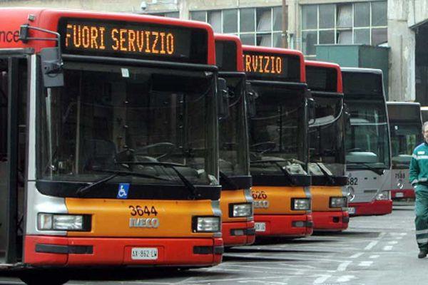 Autobus di Roma
