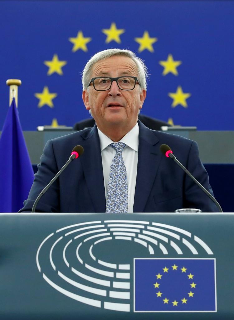 Jean Claude Juncker, presidente della Commissione europea