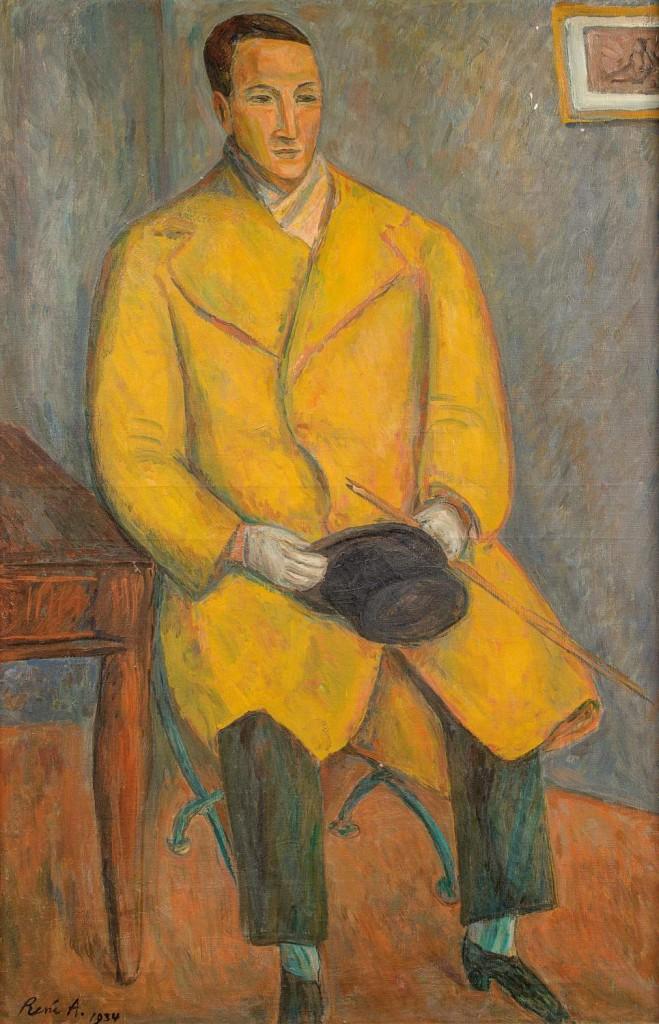 René Victor Auberjonois,