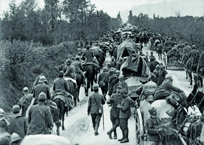 Caporetto, 1917