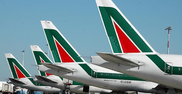 Velivoli Alitalia