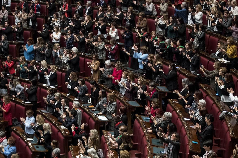 Discorso Camera Boldrini : Il discorso di laura boldrini per inquantodonna: perché gli uomini