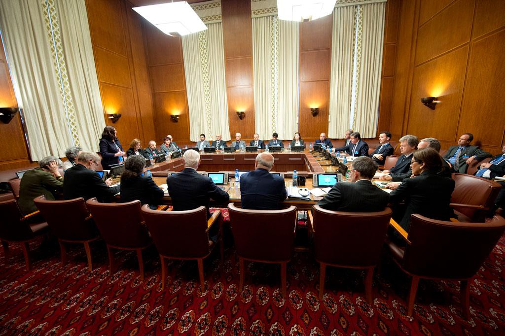 Ginevra. Una passata riunione sulla Siria