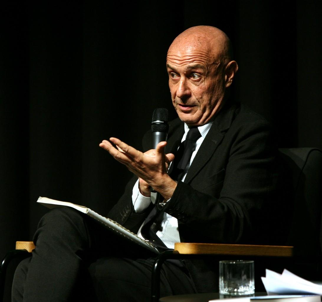L'ex ministro dell'interno Marco Minniti