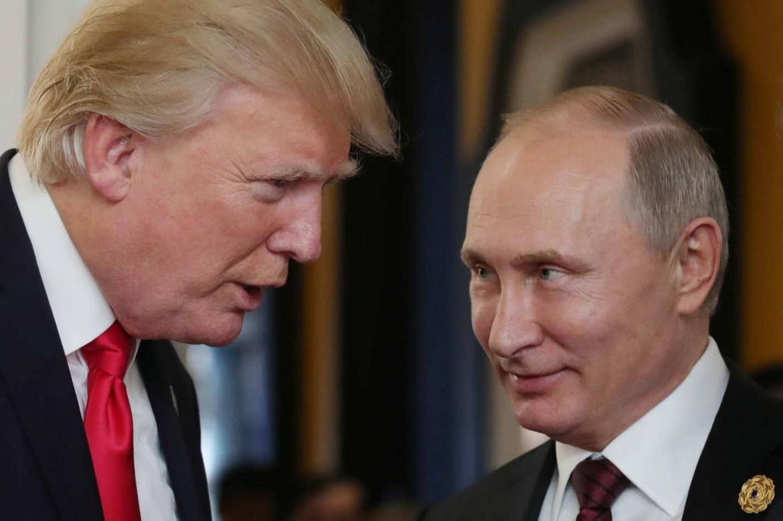 L'incontro dello scorso anno tra Donald Trump e Vladimir Putin