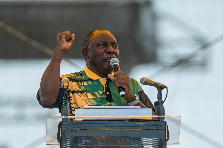 Matamela Cyril Ramaphosa