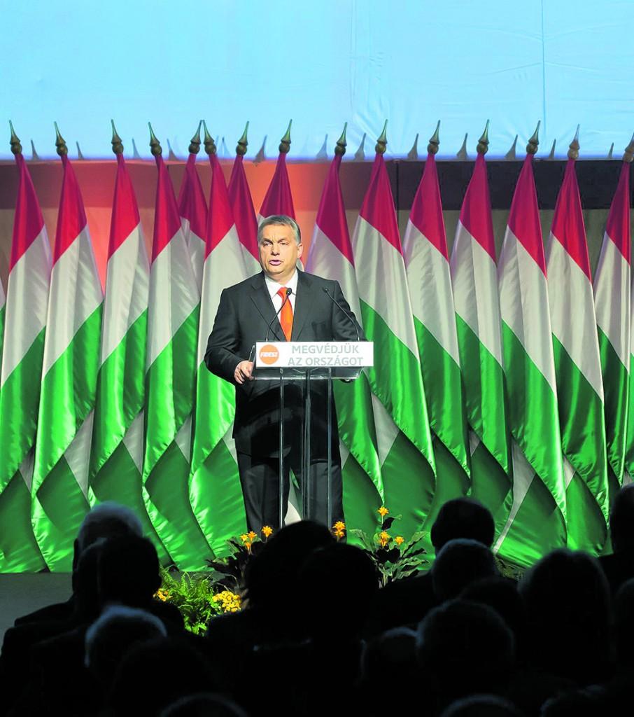 Il primo ministro ungherese Viktor Orbán