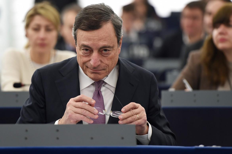 Mario Draghi (Banca centrale europea)
