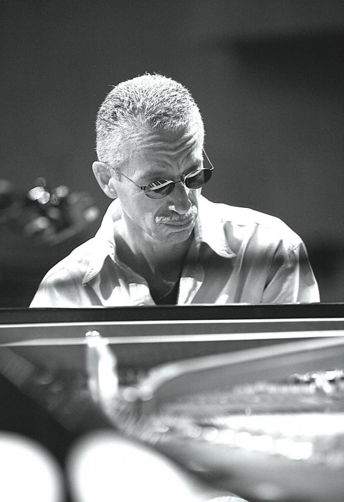 Keith Jarrett in basso Sebastian Rivas