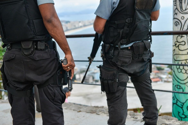 Squadra dell'«Unità di polizia pacificatrice» a Rio, un esempio di «sicurezza» ampiamente fallito in Brasile