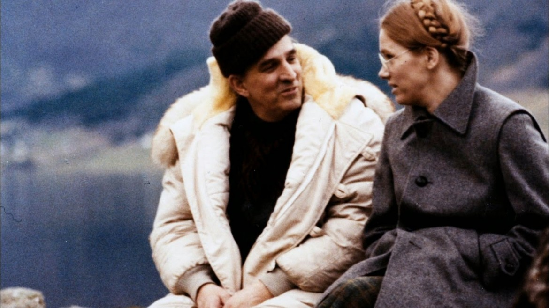 Liv Ullmann e Ingmar Bergman