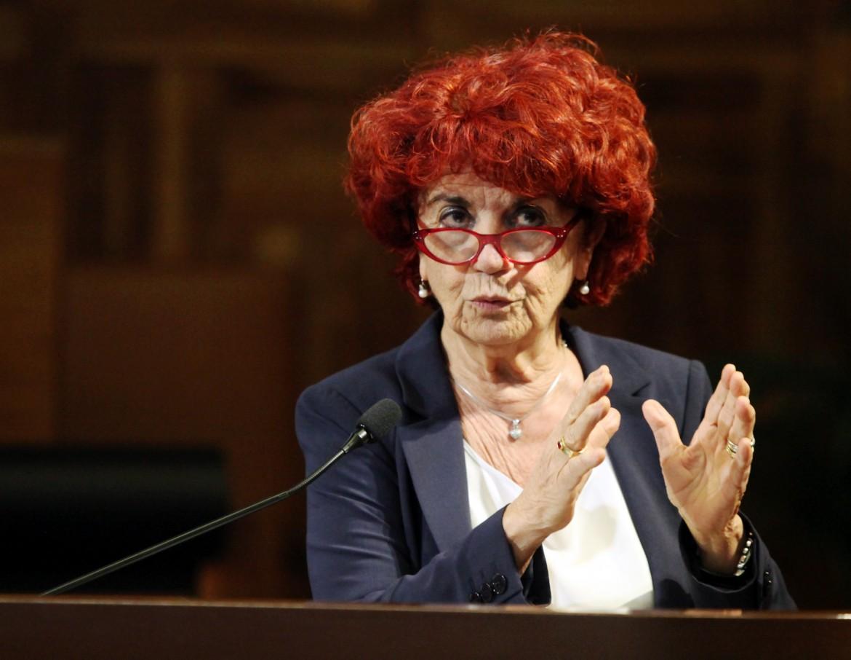 L'ex ministra dell'Istruzione Valeria Fedeli (Pd)