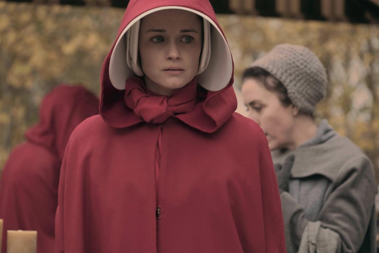 Una scena dalla serie «The Handmaid's Tale»