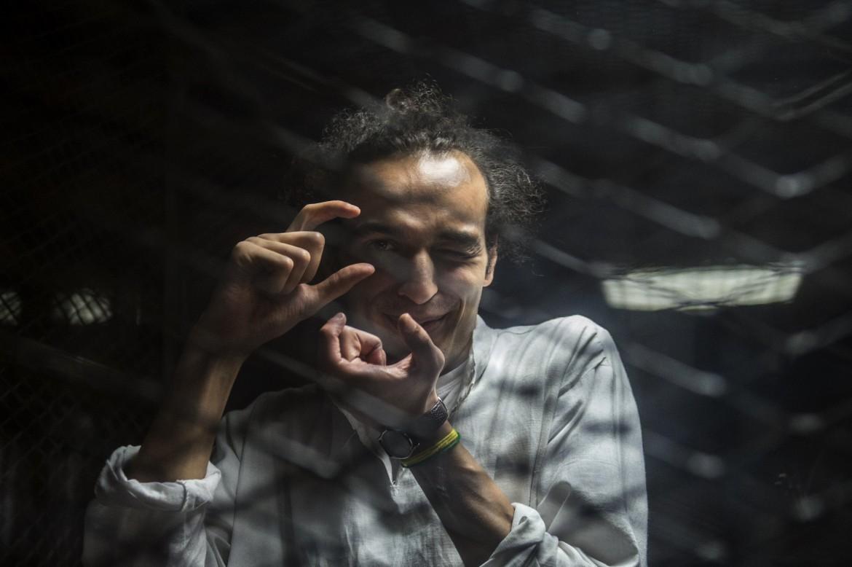 Il fotoreporter Shawkan, in custodia cautelare dal 2013