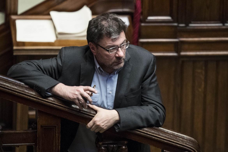 il sottosegretario alla presidenza del Consiglio Giancarlo Giorgetti