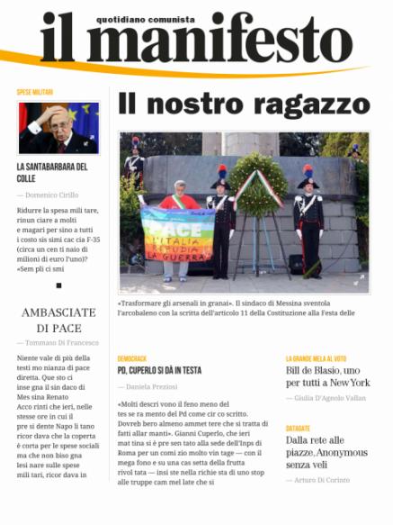 Edizione del 05112013