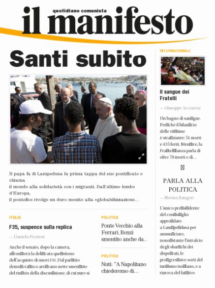 Edizione del 09072013