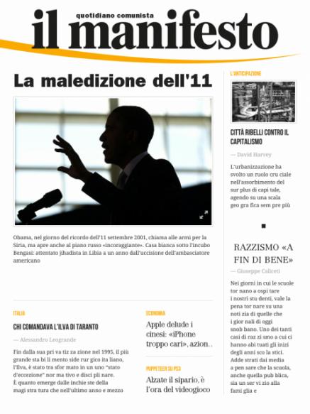 Edizione del 12092013