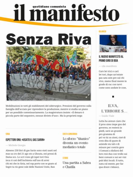 Edizione del 17092013