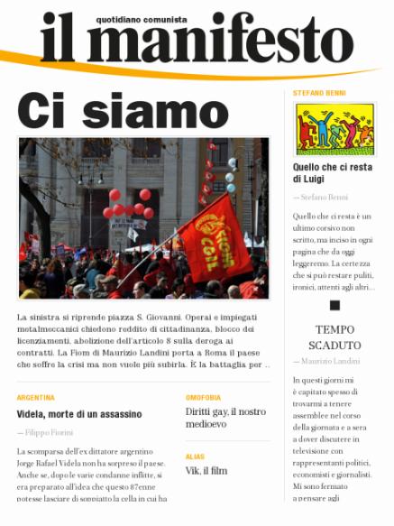 Edizione del 18052013