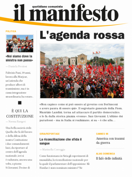 Edizione del 19052013