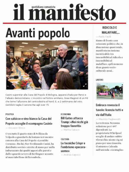 Edizione del 20022018