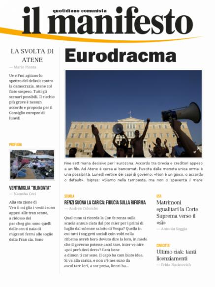 Edizione del 20062015