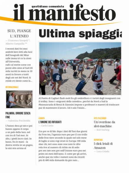 Edizione del 20082015
