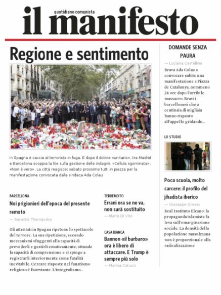 Edizione del 20082017