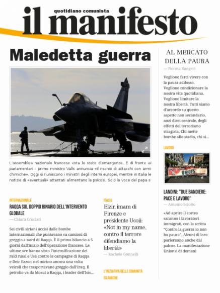 Edizione del 20112015