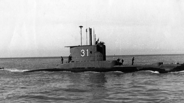 Il sottomarino Ara San Luìs